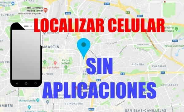 Parte 1: Use rastreador de celular gratis do Google para localizar ceular Android