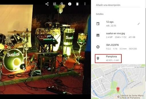 track your mobile phone without a Google Photos app