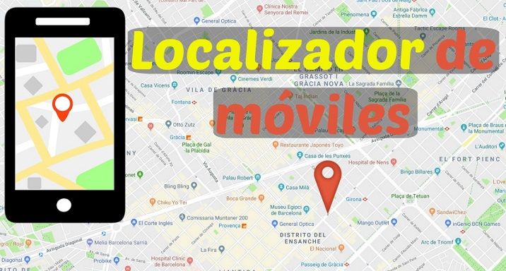 app localizador movil android