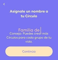 what is the life360 circle
