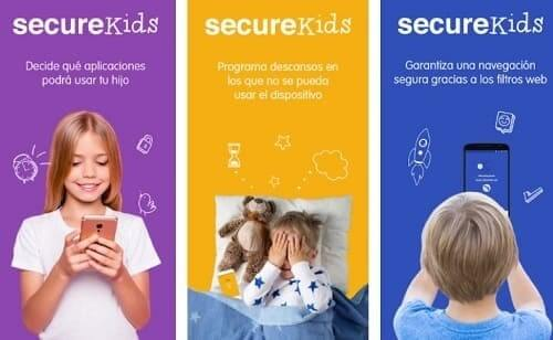 SecureKids internet segura for kids