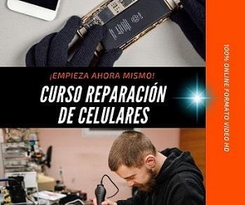 curso reparar celular